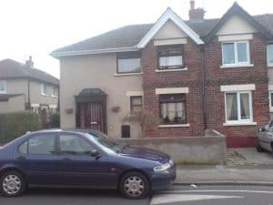 Large 3 bed semi-detached house in Lancaster.