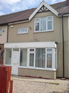 2 bed spacious house in Somercotes, Derbyshire.