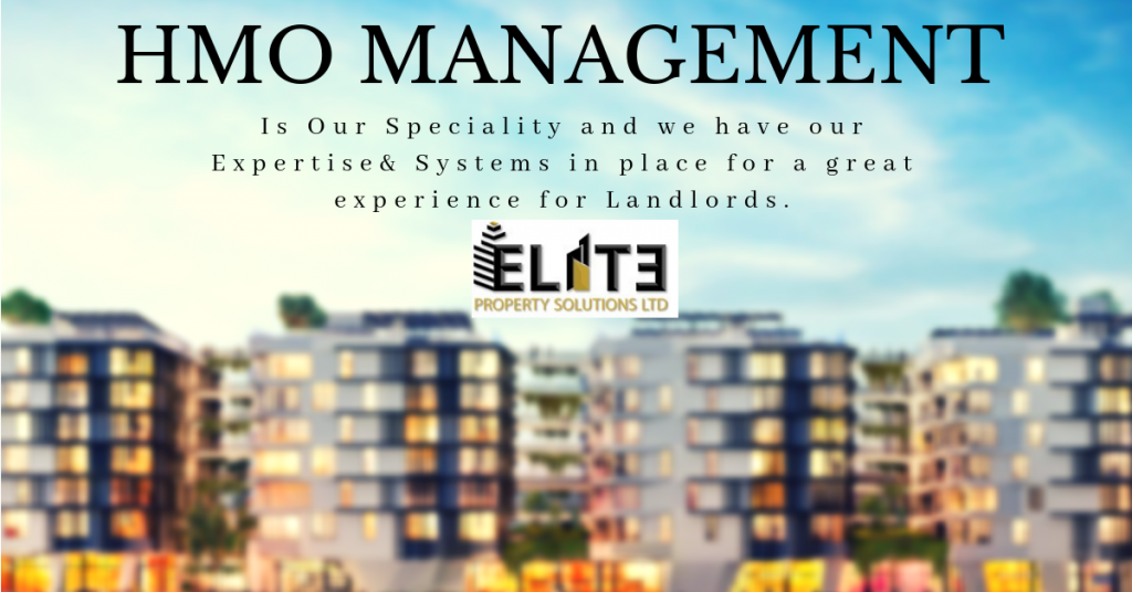 HMO Property MANAGEMENT by Elite Property Solutions Ltd, Ilford