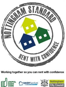 Elite Property Solutions are Nottingham Standard accredited